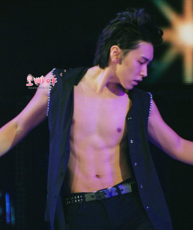 Super Junior Abs
